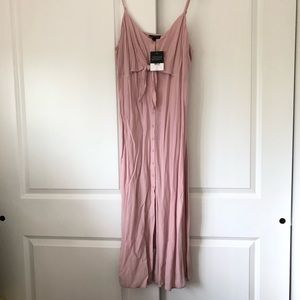 Topshop maternity button down dress